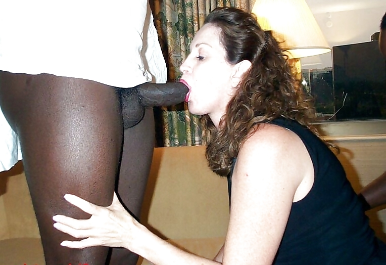 Wife sneaks black cock — photo 3