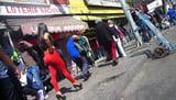 Teen red leggings escort mexicana