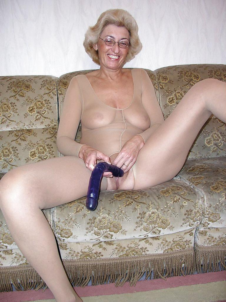Granny Mature Pantyhose Sheer - 16 Pics  Xhamster-2542