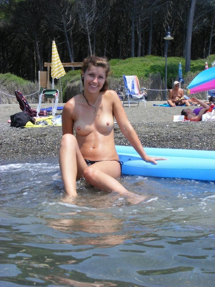 Naked beach sex-7515
