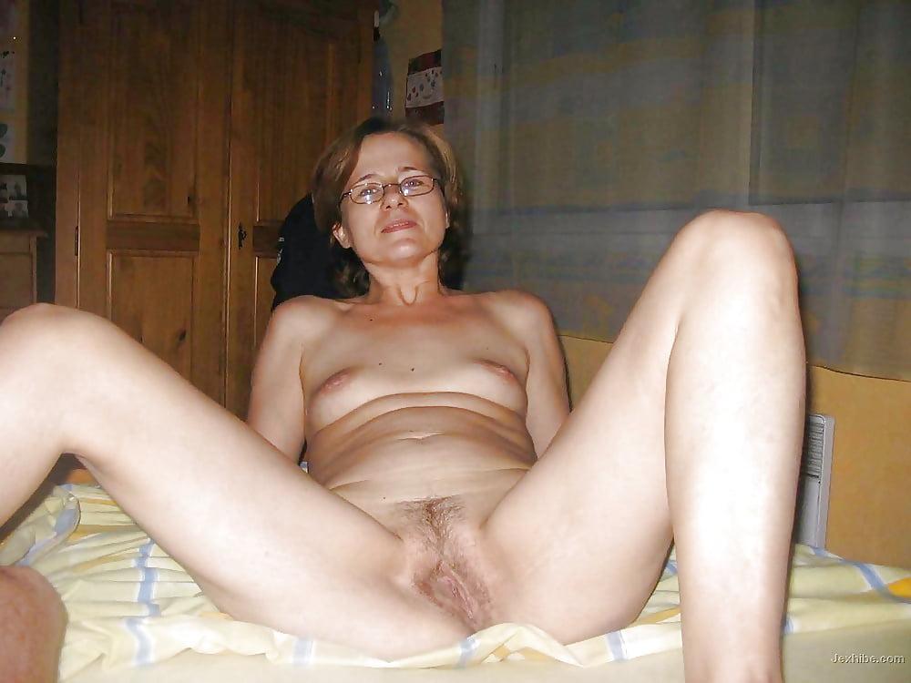 White Trash Mature Nude