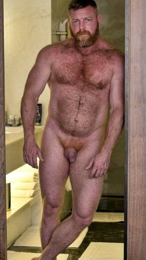 Average naked dads