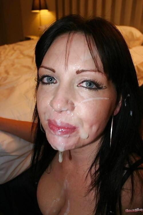 Free pics of mature milf facial