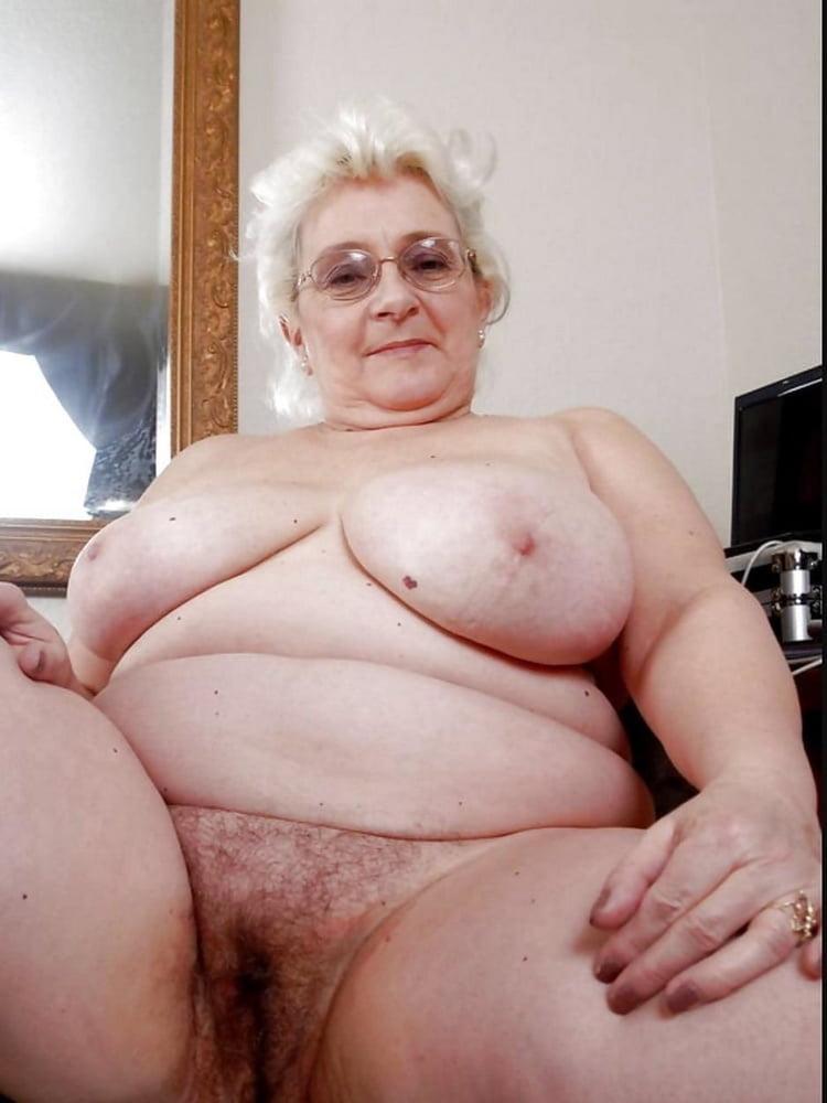 Sassy mature fat naked