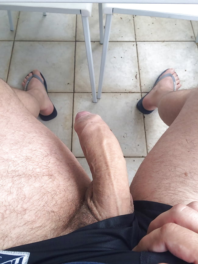 Calf sucks cock till guy cums