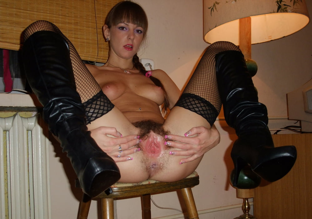 Real amateurs spreading pics