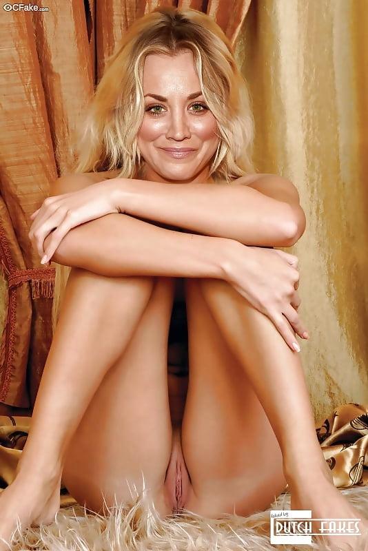 Celeb Kaley Cuoco Nude Fotos HD