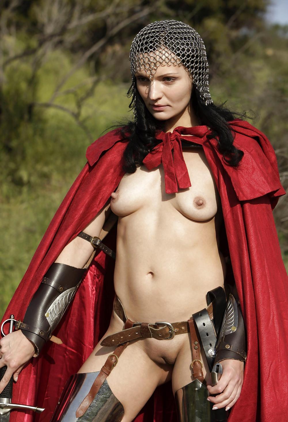 Warrior woman nude pics