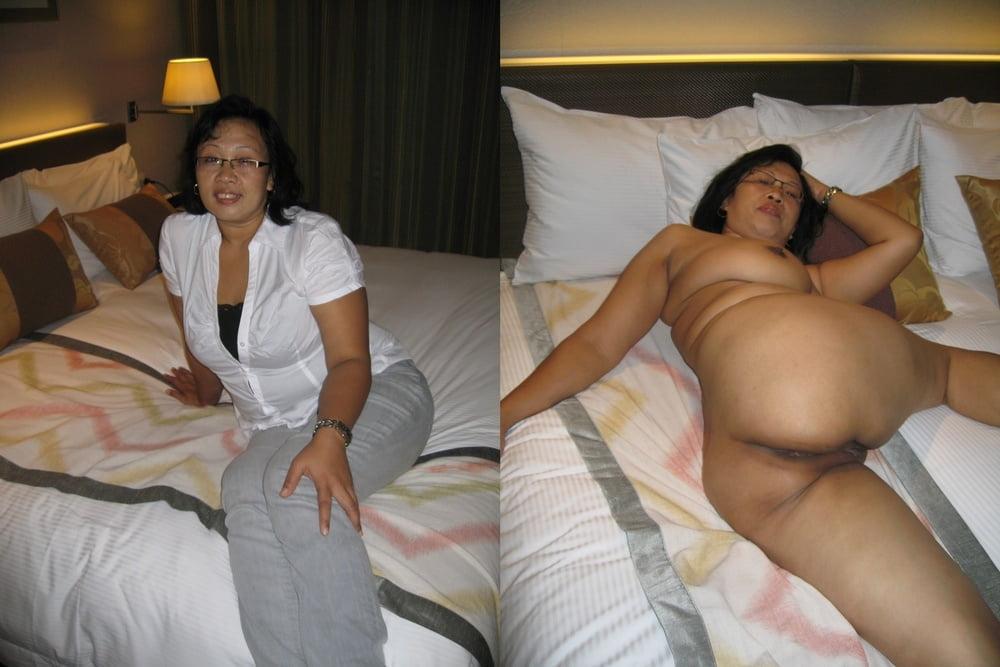 Indonesia mom porn
