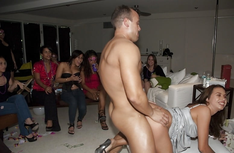 Bachelor parties nude sex