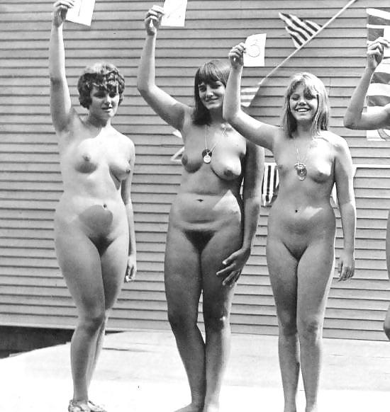 Vintage nudist pics