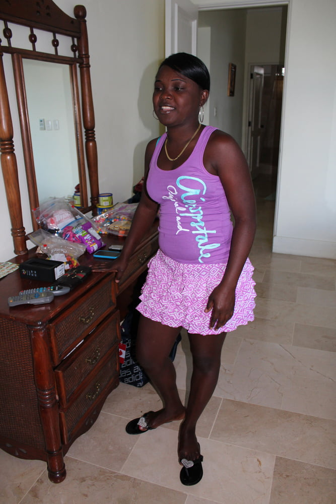 CHUBBY AFRICAN CUNT - 36 Pics