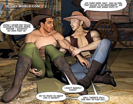 Real 3d gay porn