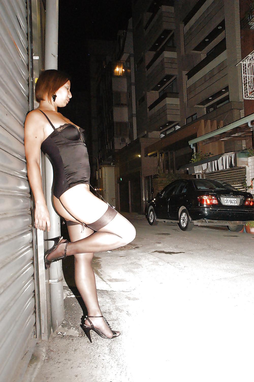 уличные точки проституток москва и область секрет, что