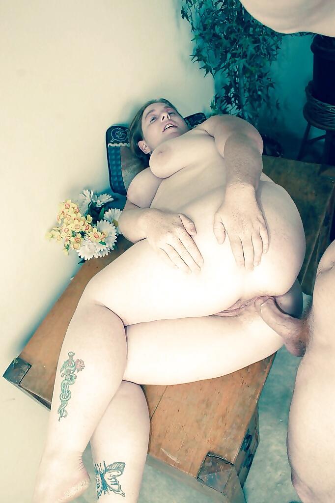 Chubby Anal Porn Pics