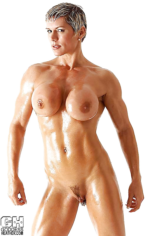 Free sexy muscle woman porn