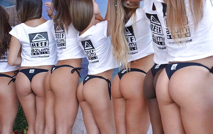 Ass fitness by nationass