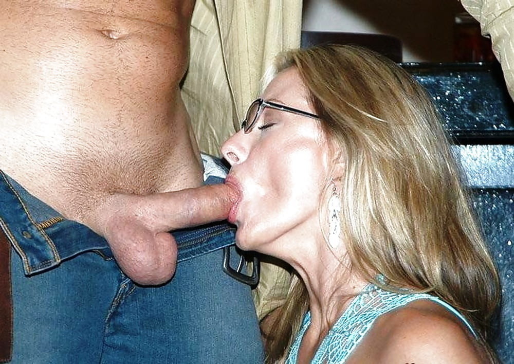 Amatuer milf cock suckers — 11
