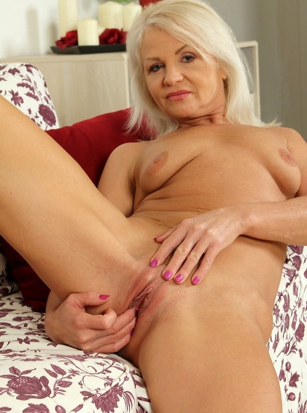 Sexy old ladies fingering big breast