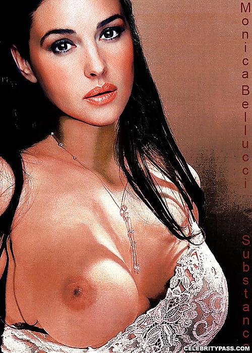 Girls Women Hot Sexy Monica Bellucci 1