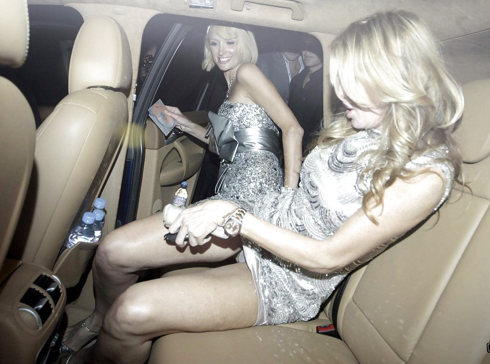 Pic paris hilton nude in the car, playboy naked movies