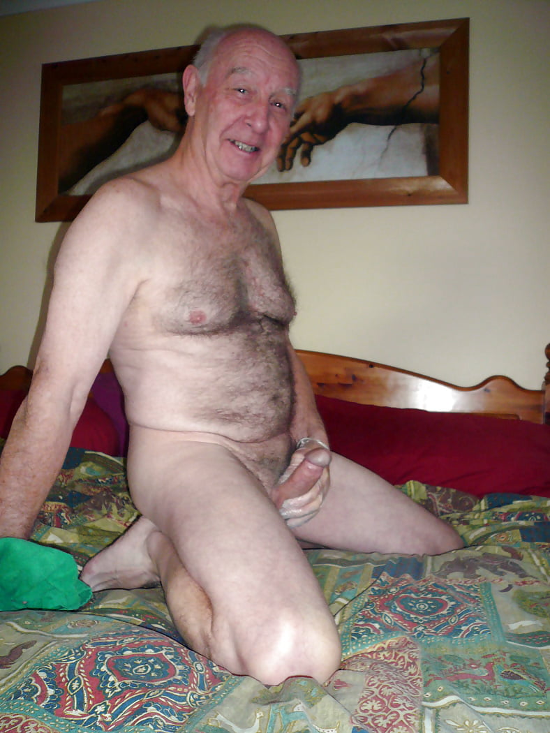 Hairy Grandpa Tumblr