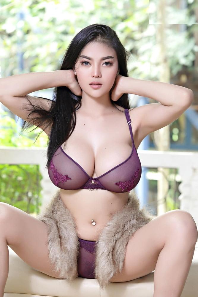 Pitta Busty Asian Beauty - 40 Pics  Xhamster-7790