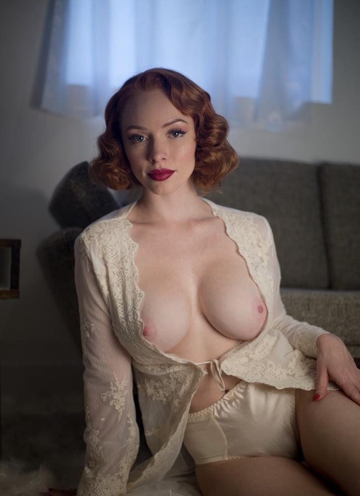 Austin white nude
