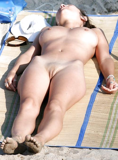 nudista mujeres