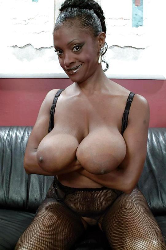 Ebony granny pics