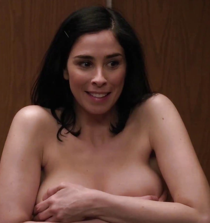 Photo sarah silverman naked — 2