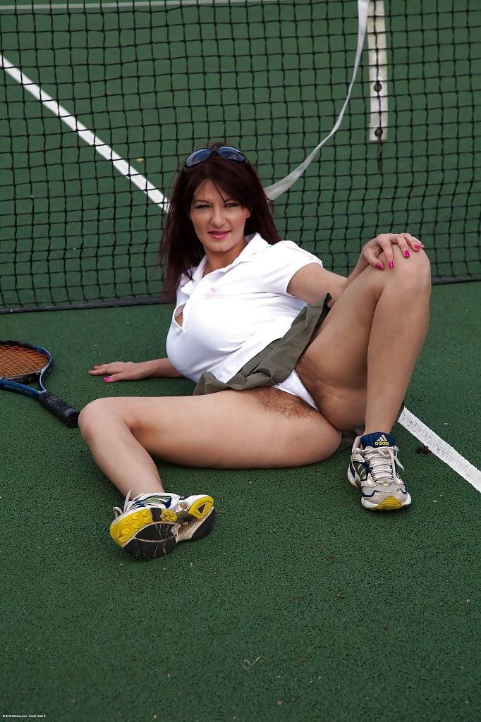 Tennis mom naked 3