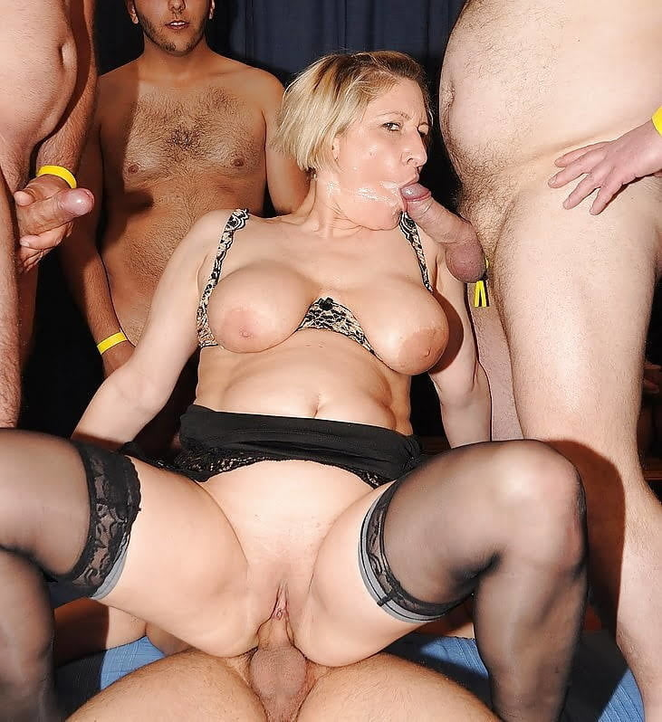 German Mature Porn Pics