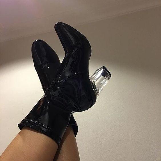 Sam edelman ankle rain boots