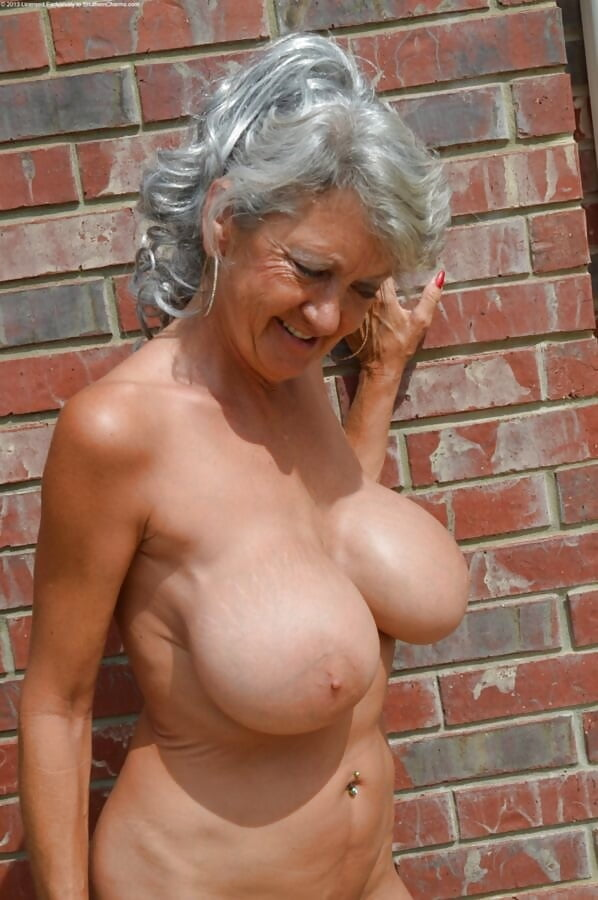 Hottest grandma big boobs — photo 6