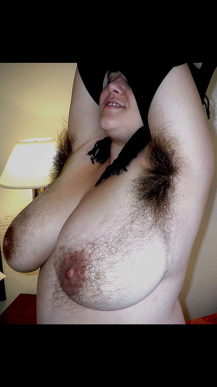 Hairy redhead matures