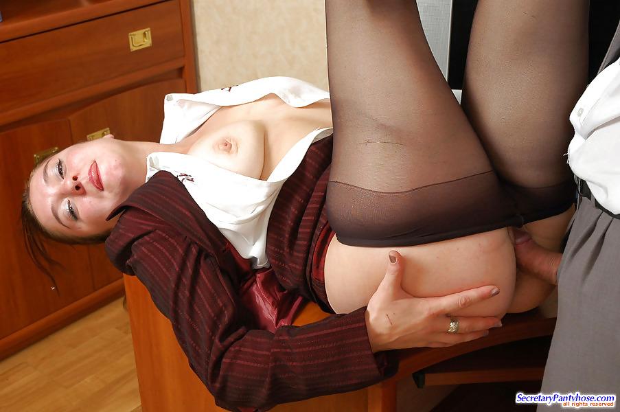 случайный секс офисные в колготки онлайн ведь