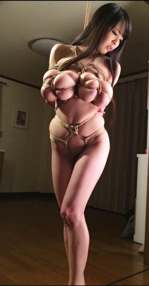 Asian Bondage Tits