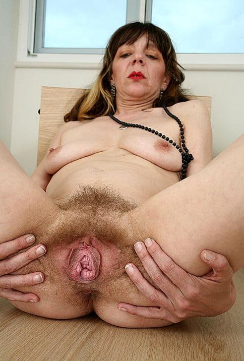 Grandma ugly vagina