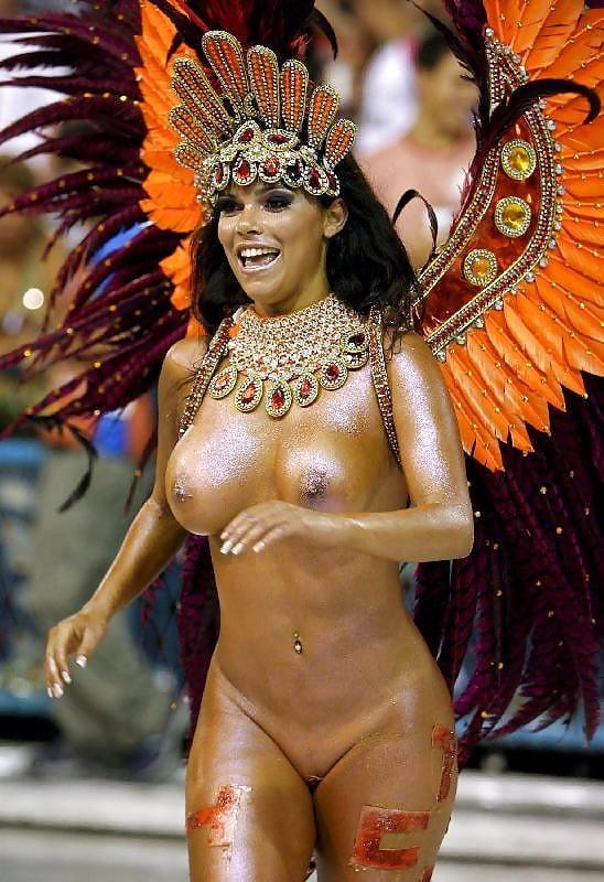 Rio carnival nude girls