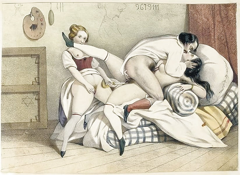 Анальный секс в старину #3