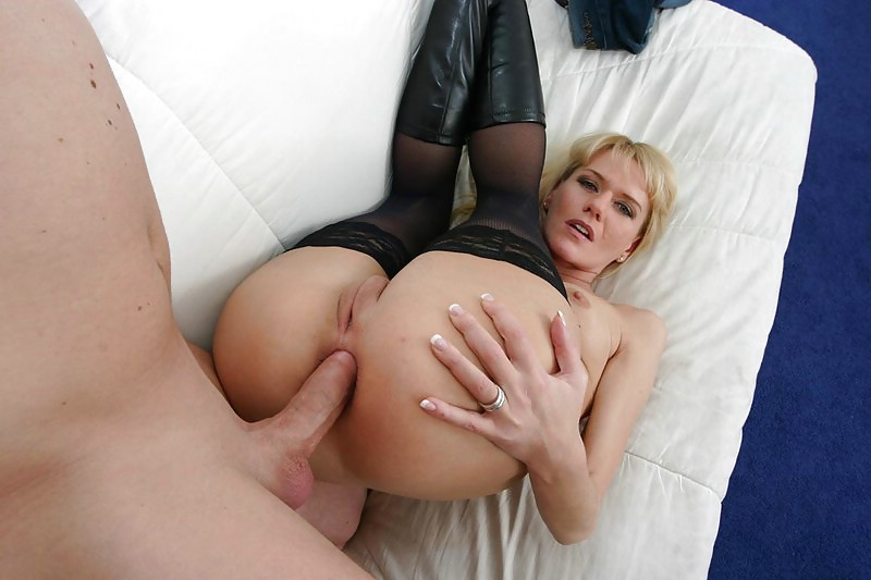Anal Nylon Mature German Possible And Necessary