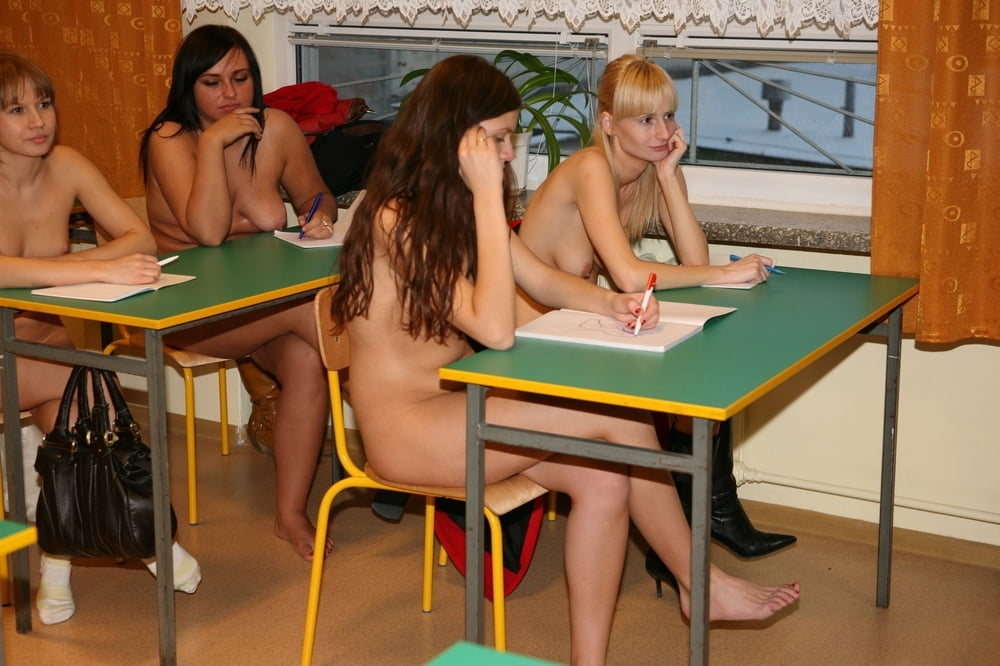 Teen girls naked at school, mature mom and dad