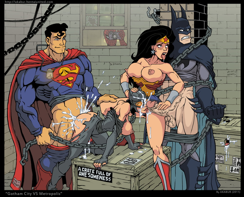See and save as d marvel dc comics xxx porn pict