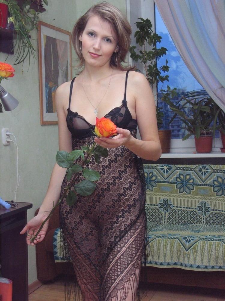 Russian mature housewife - 89 Pics