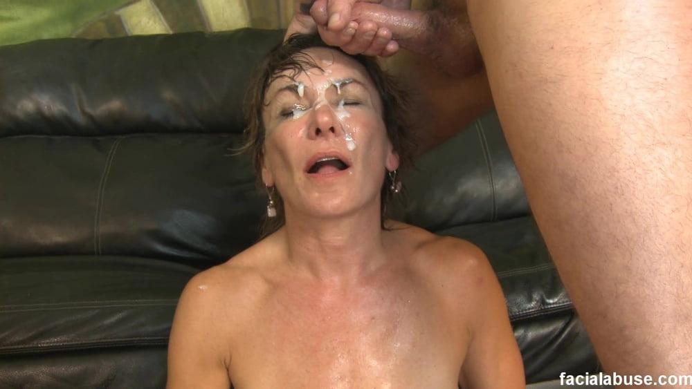 Facial Humiliation Blowjob