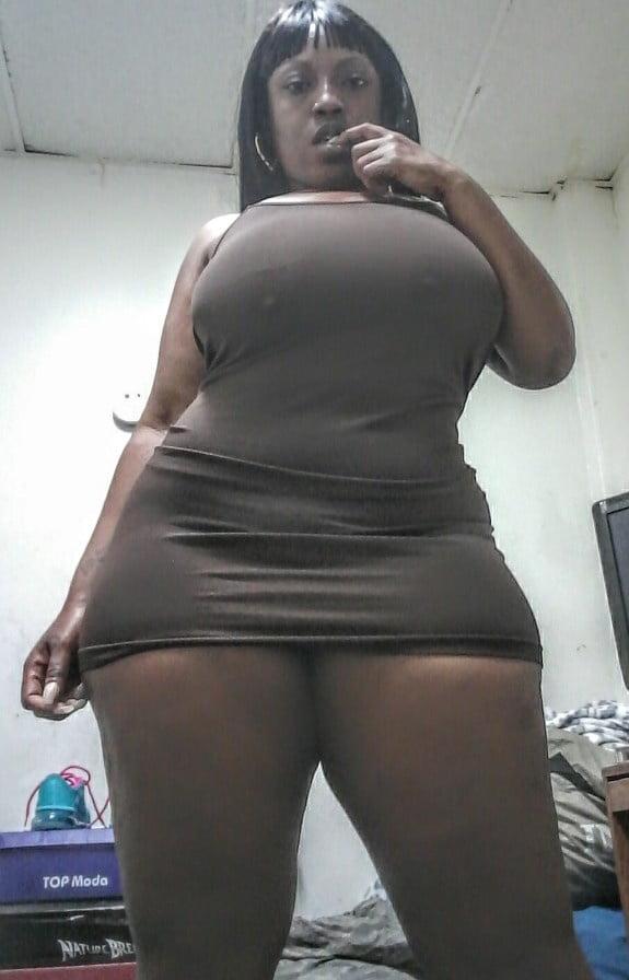Ebony BBW - 37 Pics