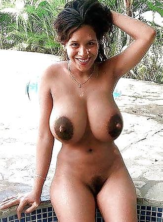 Busty Nude