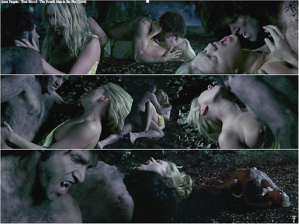 Free preview of anna paquin naked in true blood