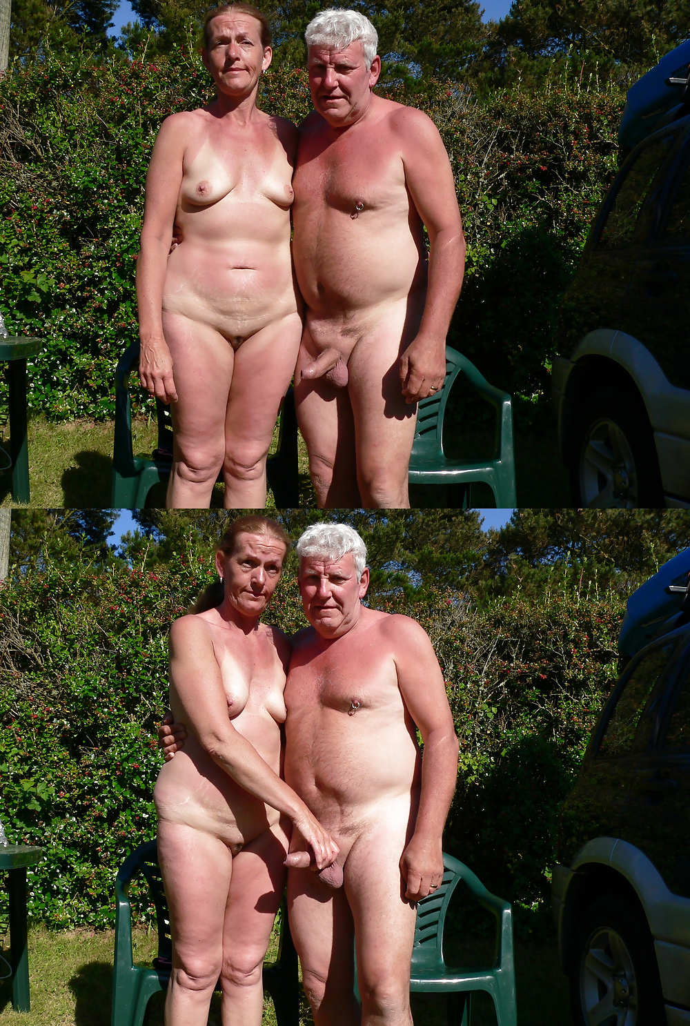 Fat Nude Old People